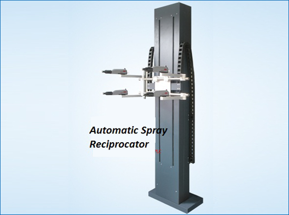 Automatic Spray Reciprocator Integrated
